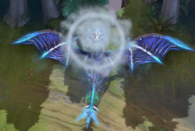 傲洛斯:寒冬诅咒下的冰霜白骨-冰龙极地隐士套装解析