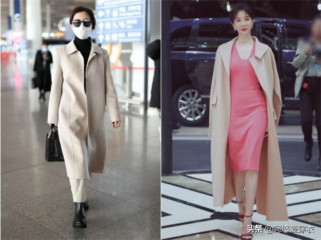看了袁泉、刘涛,终于明确:为什么女人过了40岁都喜好穿大衣9370 作者:admin 帖子ID:21619