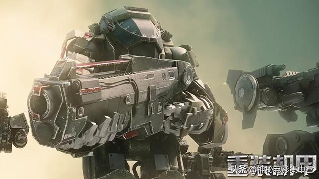 重装机甲:机械人版碟中谍,我居然看完了