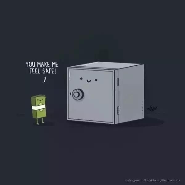 搞笑英语漫画广告:刷爆Instgram的搞笑漫画,让你迅速了解英语中的双关语