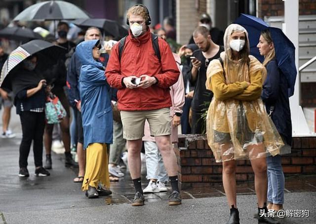 澳大利亚封城抗疫,百姓上街殴打警察,澳洲老百姓就这么难管?