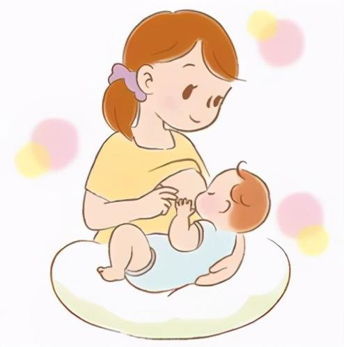 宝宝不吃母乳,新手妈妈别愁了,掌握这几点让宝宝喜欢上吃母乳