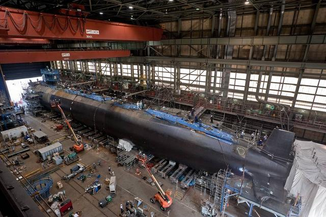澳大利亚必须大出血,沦为美英提款机,美:澳核潜艇下水要几十年
