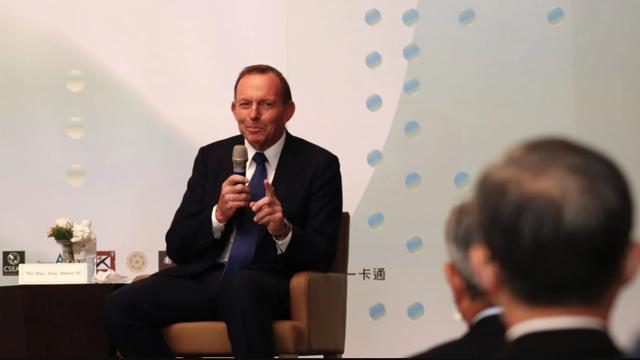 中美会谈澳大利亚急了!前总理访台大放厥词,有核潜艇就敢嚣张?