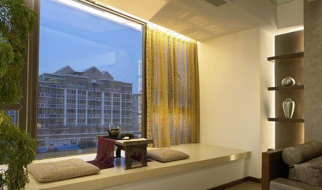 8款飘窗安放造就图,让家里众个时兴的息闲区