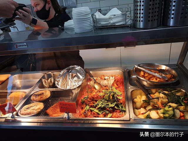 #海外条友说# 我家旁边的小餐屋——Cromwell Kitchen