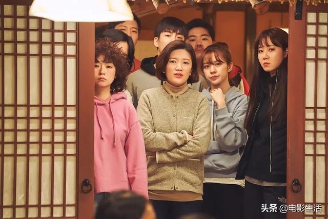 上映期间超300万人次观观看,韩国爱情片就是拍得比我们好
