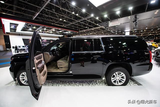 车长5.7米,雪佛兰 Suburban,新车上市,大型SUV