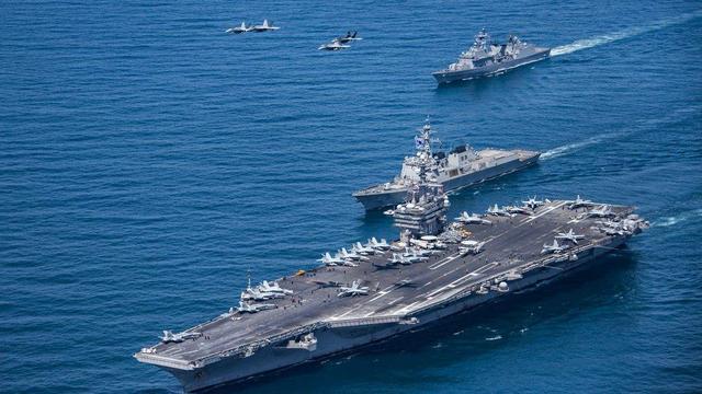 澳大利亚实力大增,中国如何应对?大不了一战,没什么可紧张的