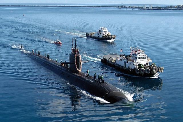 贪小便宜吃大亏!澳大利亚购美制核潜艇待2040年才交货,服役即过时