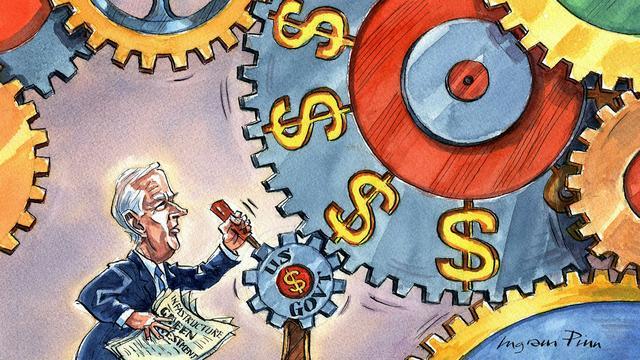 美国联邦债务要爆了?只差一步就会大爆发!或将引发全球经济危机