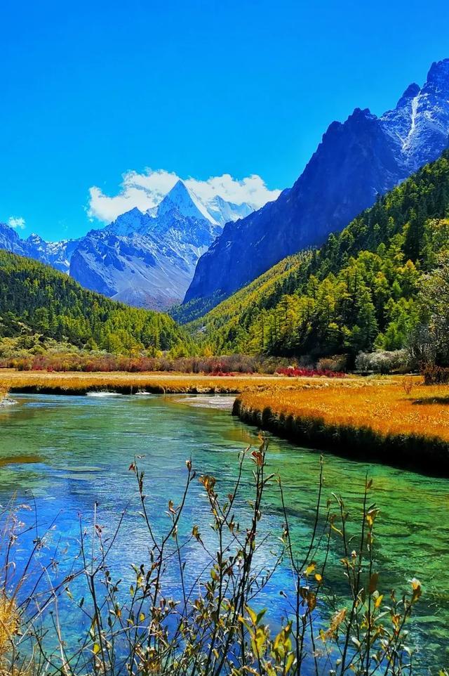 中国最美的10个地方,第别名竟然不是九寨沟