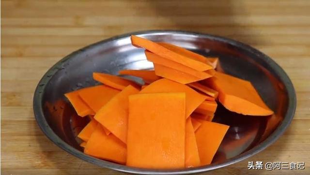 南瓜學會這樣做太香了,給肉都不換,外酥裏糯,出鍋孩子搶著吃