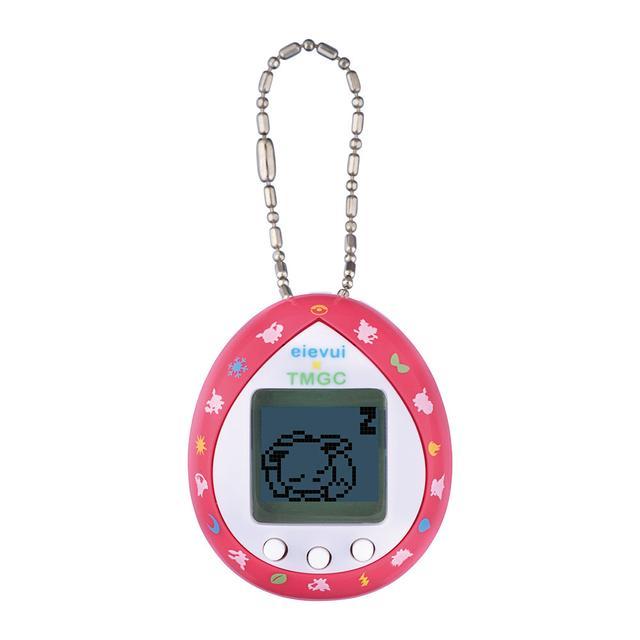 迷你玩具电子鸡:风头正劲!宝可梦联合万代推出伊布主题电子宠物鸡
