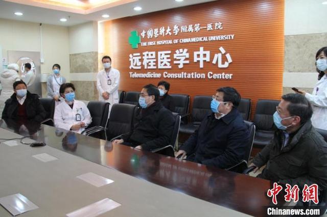 """践行红医精神 中国医科大学全面出击奋斗""""战疫""""最前线"""