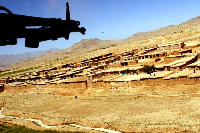 """图记·阿富汗战争20年② 美军:从""""反恐""""到""""灾难"""""""