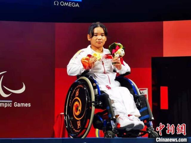 对话   残奥冠军郭玲玲:21岁练举重 体育让她再不自卑