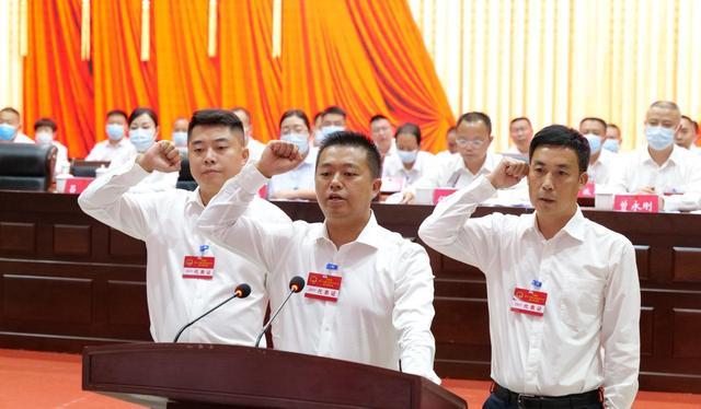 赵源华当选为古蔺县人民政府县长