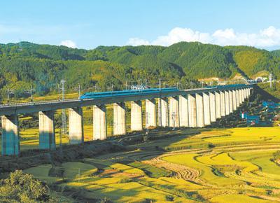 流动中国,充满温度与活力