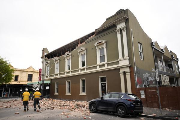 澳大利亚维多利亚州政府提升安全预警级别 谨防余震来袭