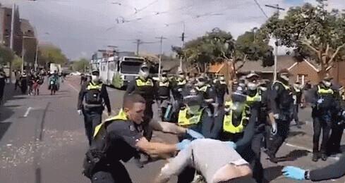 """莫里森在联大上吹嘘澳大利亚尊重人权 被网友怼""""清醒点"""""""