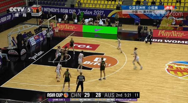 酣畅淋漓!中国女篮大胜澳大利亚女篮