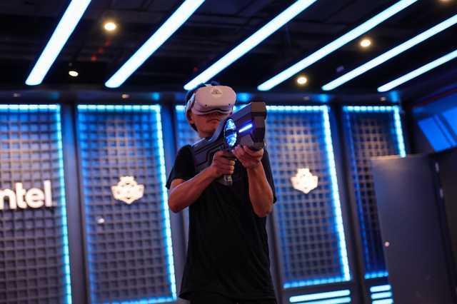 VR玩家们留意了!成都站VRES赛事行将开启