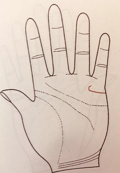 手掌解析运势图婚姻(手掌纹路运势解析)-第16张图片-天下生肖网