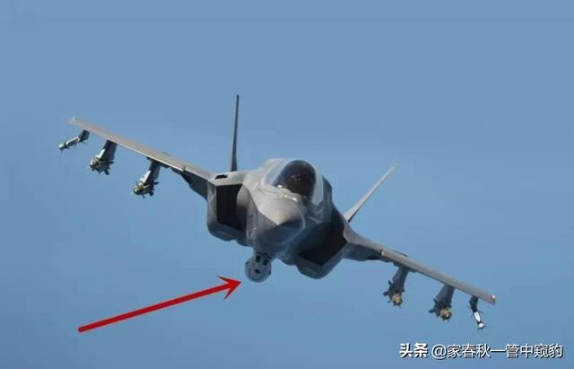 为什么歼16D、歼20都取消了航炮?看看F35就明白了