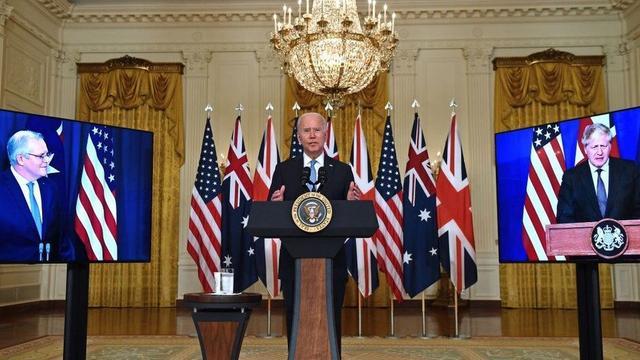 澳大利亚将拥有核潜艇会持续发酵,背后则是美国不再视自己为霸权