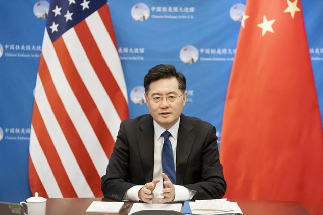 """态度180度扭转!美上将称""""永不与中国开战"""",中国这样回复"""