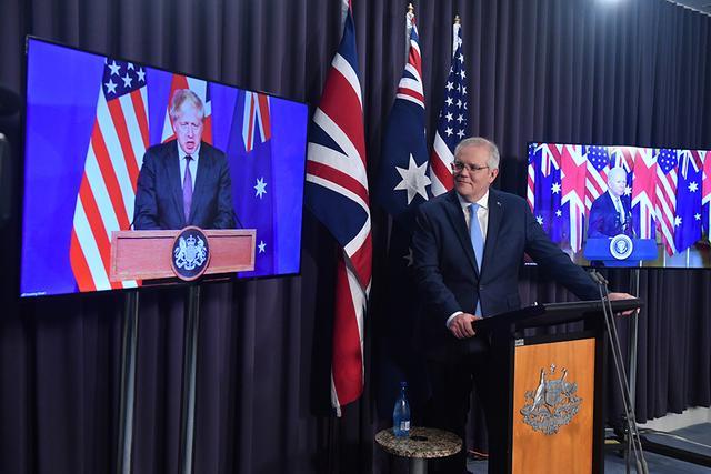 中方两年未接莫里森电话?澳媒称美国对华两面下注,澳却无牌可打