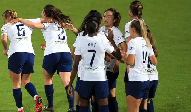 海外球员传捷报!唐佳丽打入留洋正式比赛首球 热刺女足1-0开门红