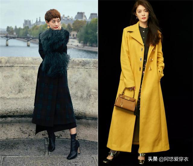 看了袁泉、刘涛,终于明确:为什么女人过了40岁都喜好穿大衣4557 作者:admin 帖子ID:21619
