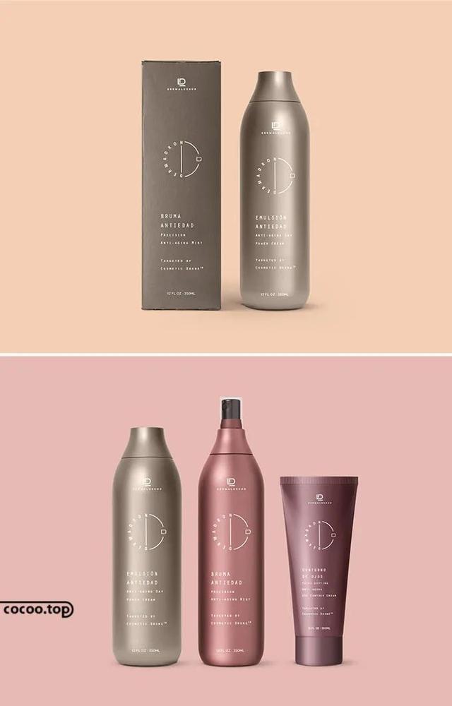 化妆品包装的个性化设计