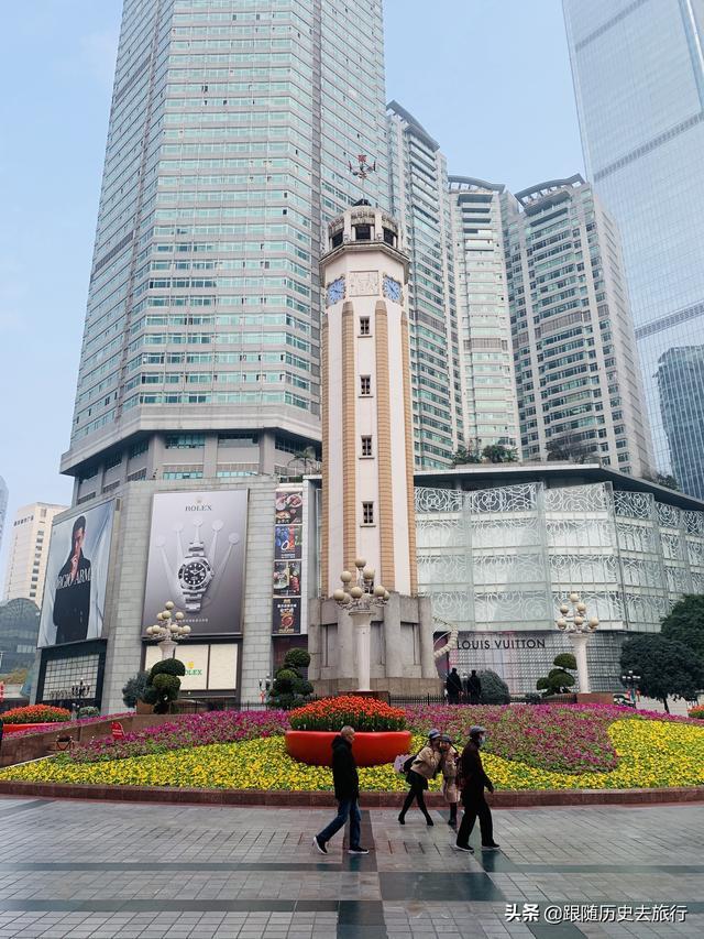 重庆5大网红打卡地都有啥?只有解放碑洪崖洞?来看看你去过几处
