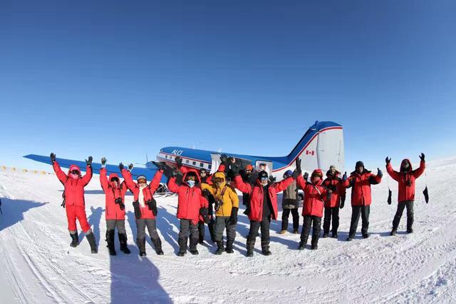 中国基建再创奇迹,将在南极建机场,澳大利亚为何坐不住了?