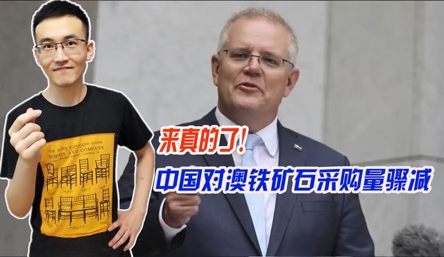 澳大利亚的报应来了!惹怒中国的代价太大,莫里森也该老实点了