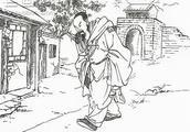 民间故事:男子借宿,发现主人儿子满脸通红,他撒把糯米发现端倪