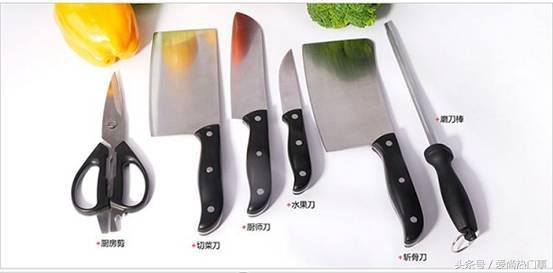 简评厨房菜刀牌子的7个国产菜刀品牌,你家用的什么菜刀呢?
