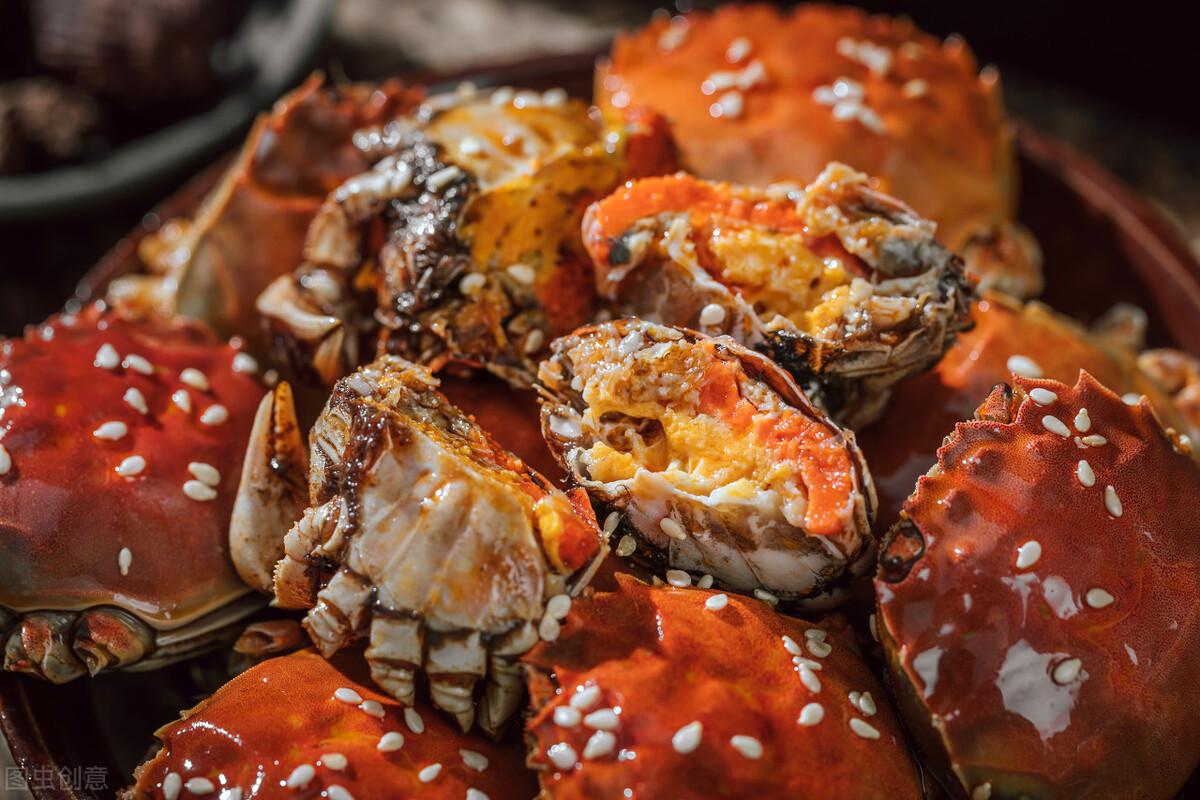螃蟹买多吃不完,怎么保存?老蟹农教你3种方法,放5天依旧鲜活