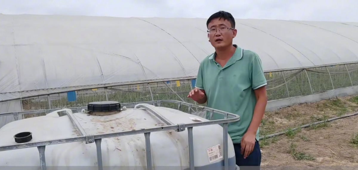 给大家分享一种不用再经由腐熟发酵的新型液态有机肥