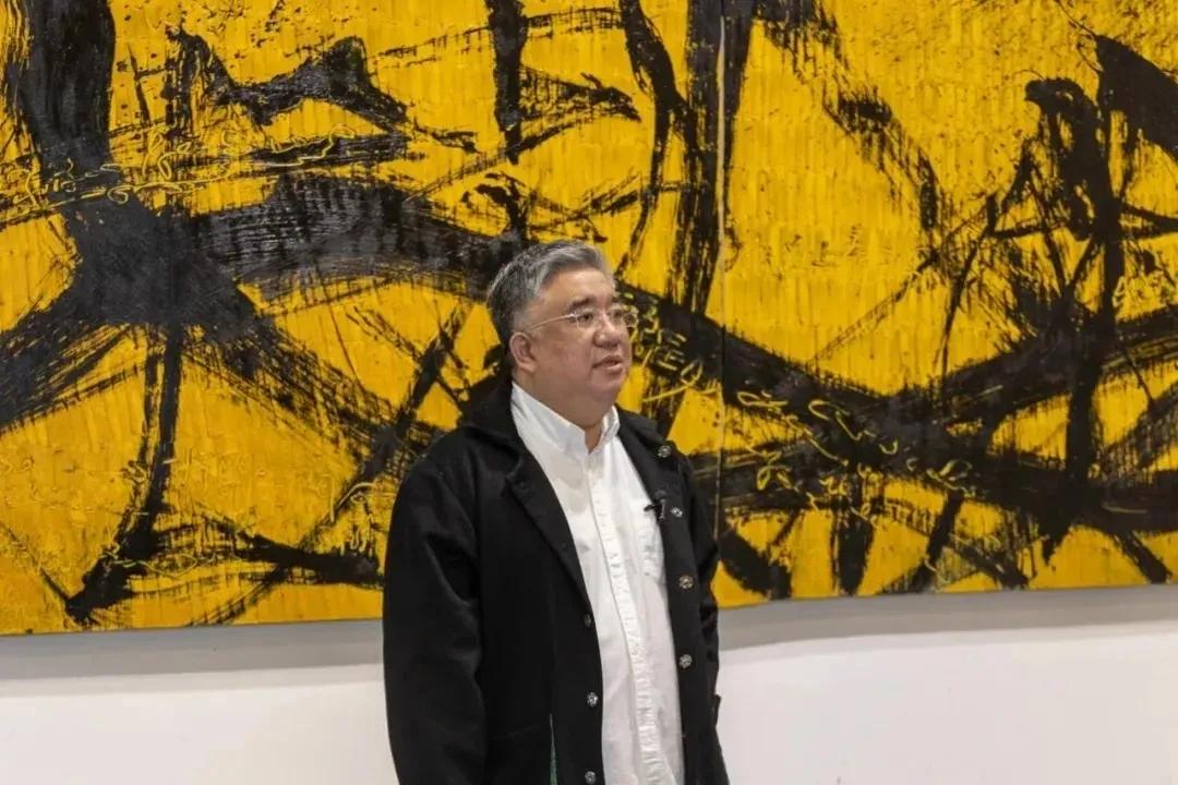 秦风作品展《西风东水》——北京