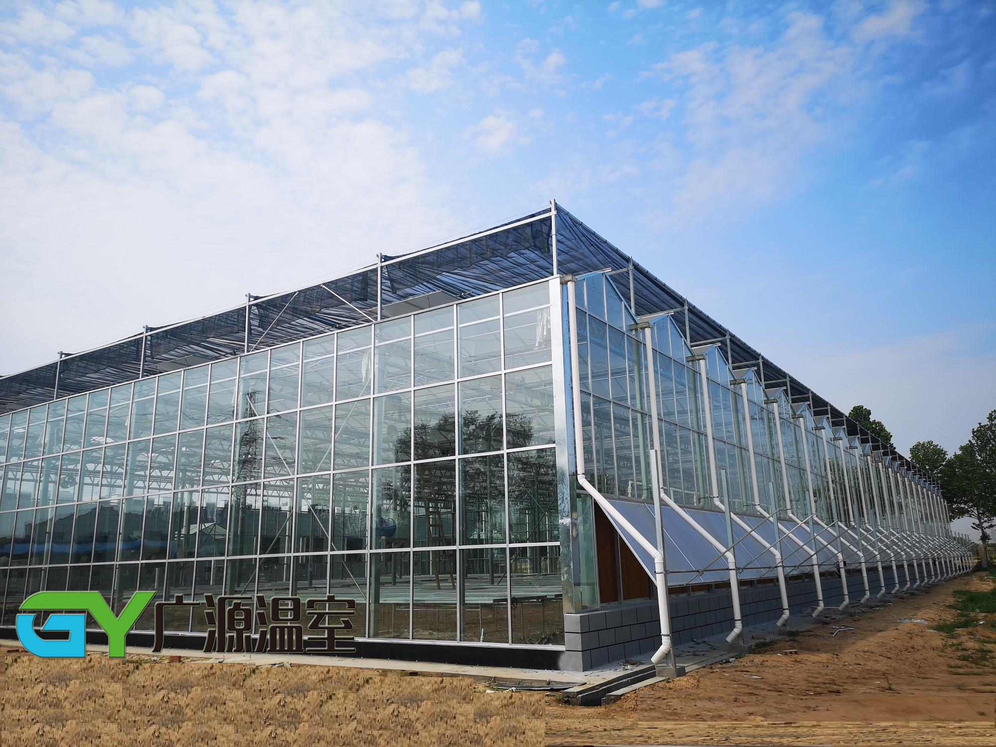 连栋温室大棚集露槽的样式以及应用场景、温室大棚集露槽造价