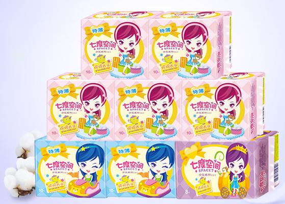 2018年中国卫生巾市场规模超400亿 盘点十大卫生巾品牌
