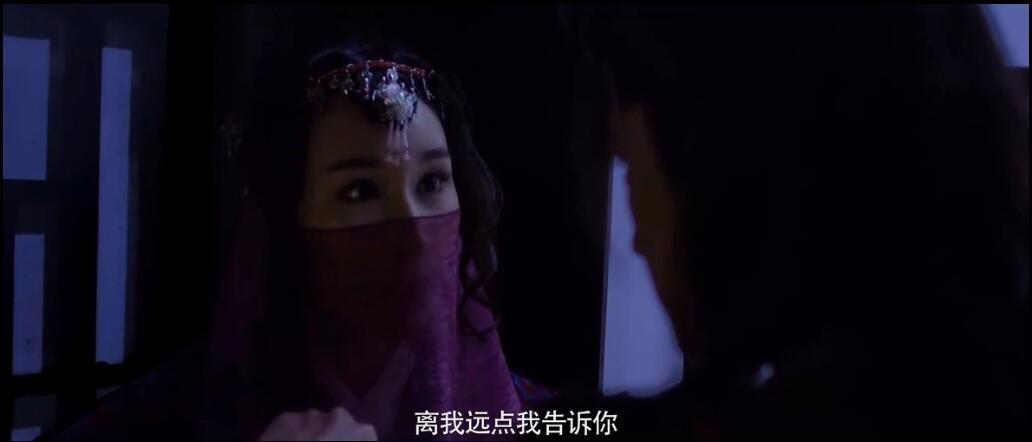 狄仁杰之西域妖姬影片剧照2