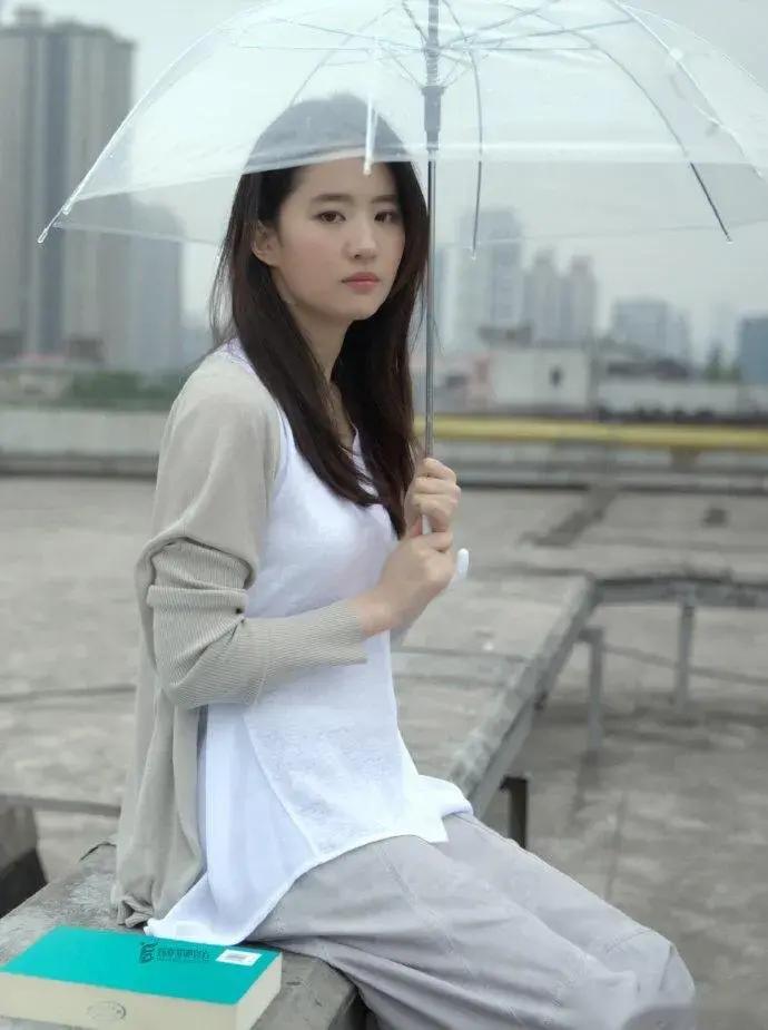 今日美人相册(刘亦菲)