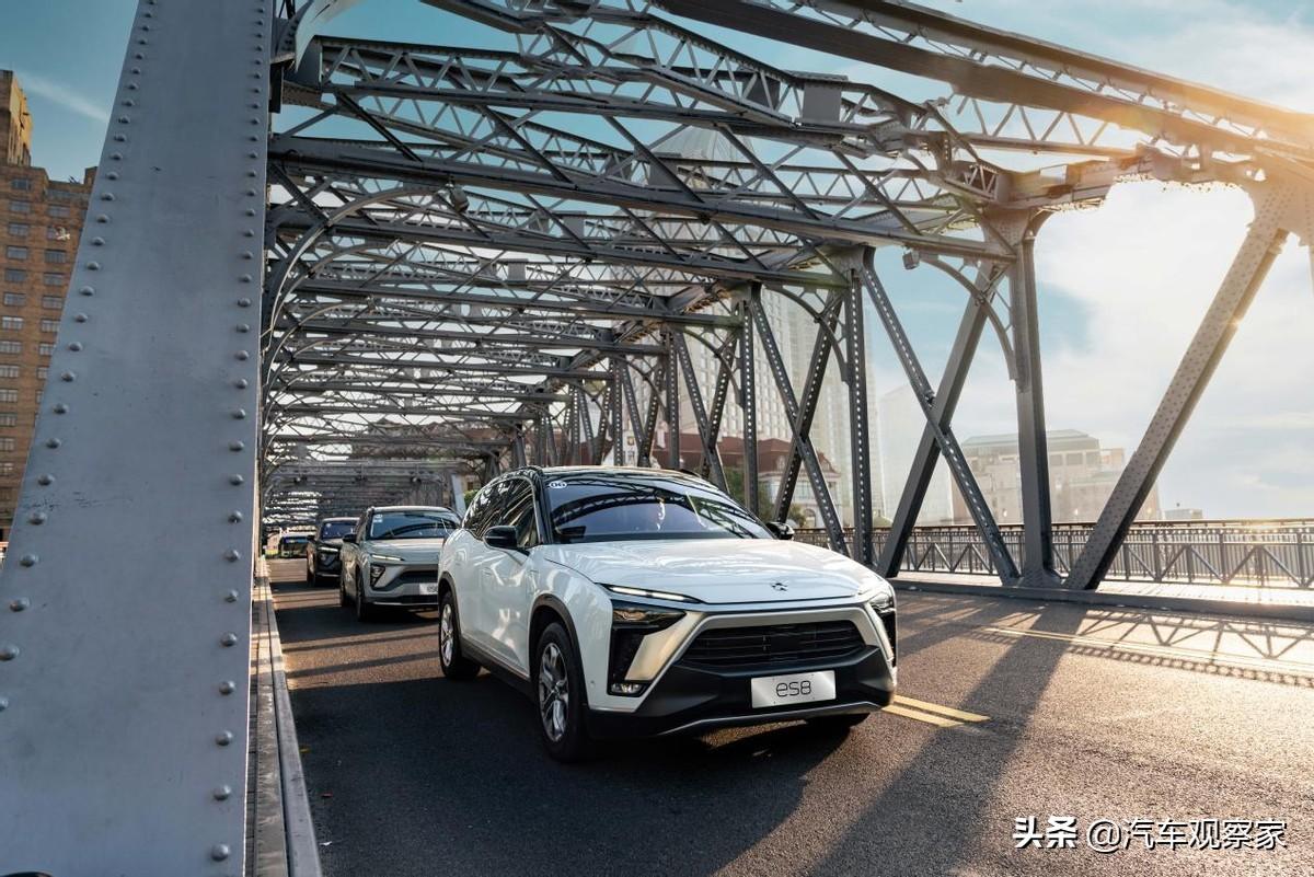 上海-苏州-安吉长途试驾全新蔚来ES8 有哪些惊喜?