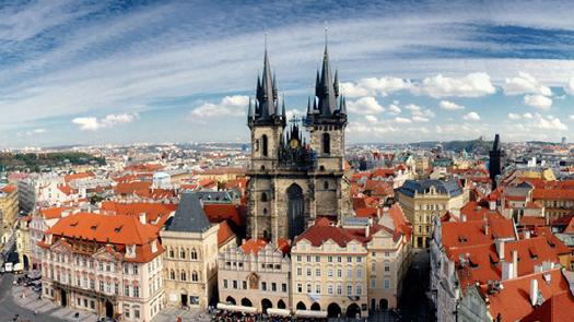 靈動的布拉格(3):最大的古堡-布拉格城堡