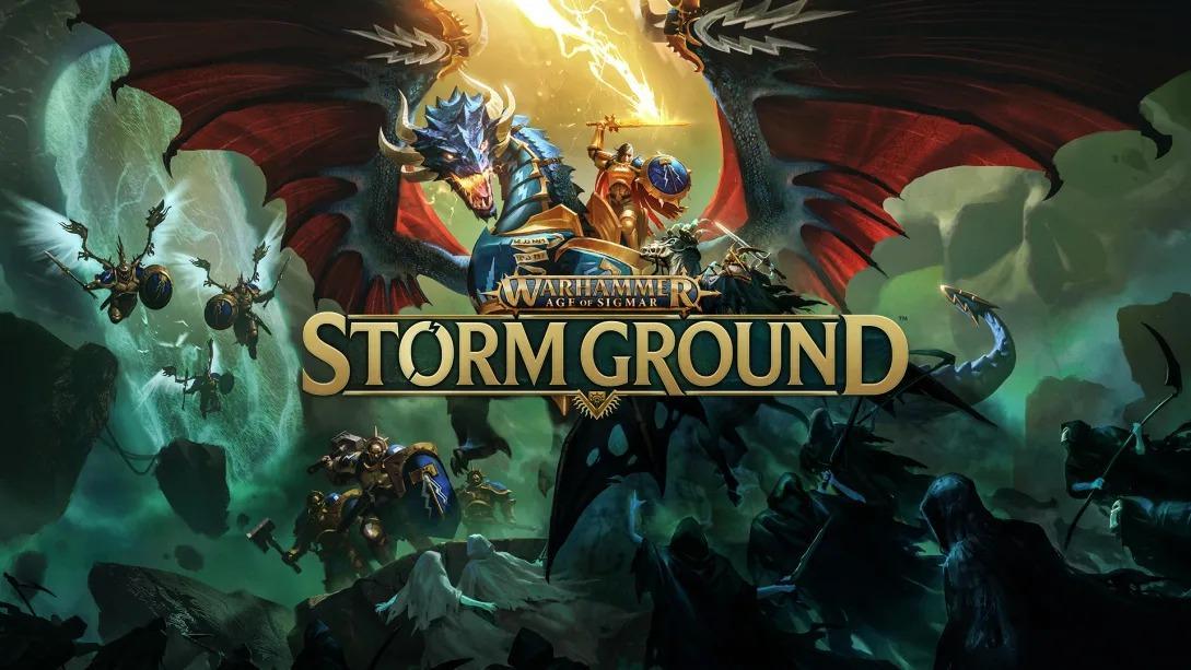 战锤西格玛时代:风暴之地(Warhammer Age of Sigmar: Storm Ground)插图3